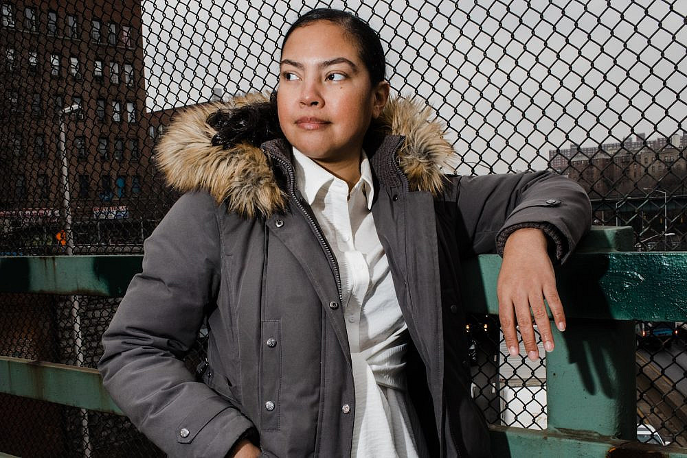 Samelys López, candidate for New York's 15th Congressional District. 'We have to work together to fight all forms of oppression, whether it's white nationalism or antisemitism, or whether it's advocating for Palestinian human rights.' (Courtesy of Corey Torpie Photography via López for the People)