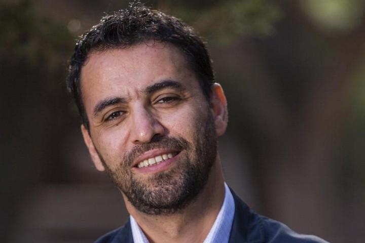 Aziz Abu Sarah, a Palestinian activist, entrepreneur, and former +972 contributor who ran for mayor in the 2018 Jerusalem election. (Courtesy of Aziz Abu Sarah)