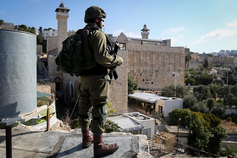 In Hebron, protecting Palestinians is not an Israeli soldier's job - +972 Magazine