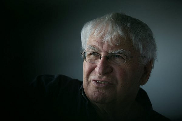 Former deputy mayor of Jerusalem, Meron Benvenisti. July 24, 2008. (Yossi Zamir/Flash90)