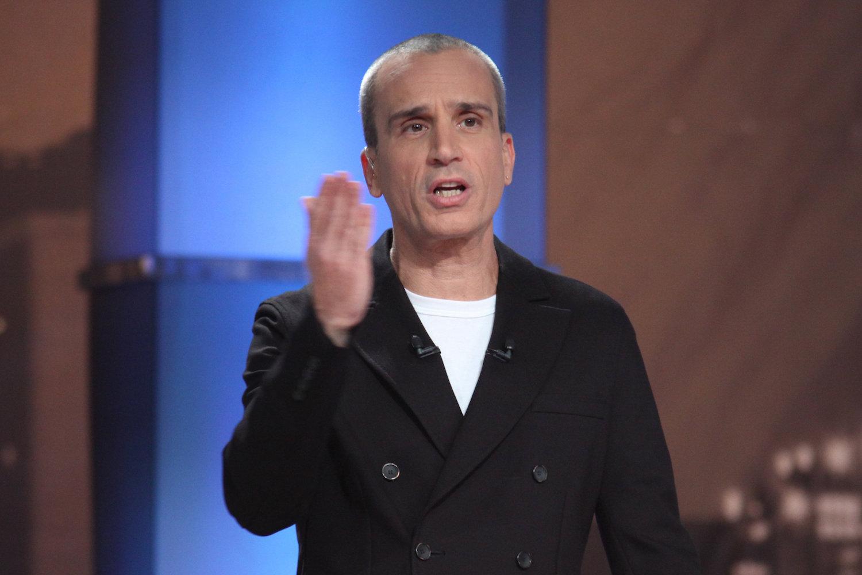 Israeli TV personality Avri Gilad, February 2, 2011. (Oren Nahshon/Flash90)