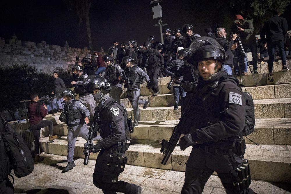 Israel chooses violence