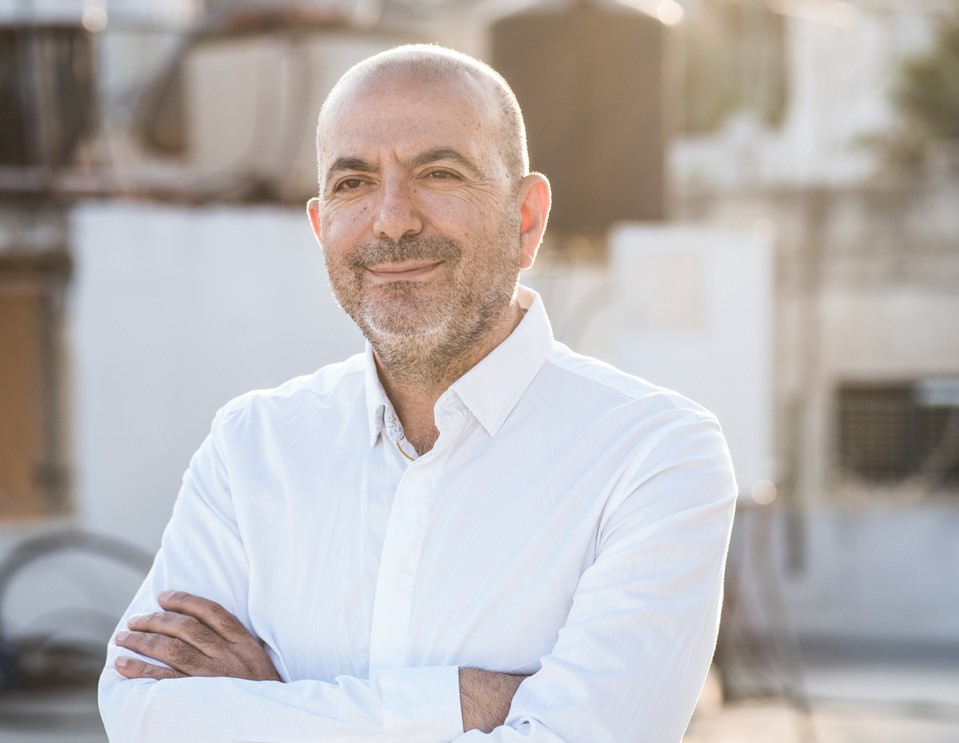 Palestinian filmmaker and director Hany Abu-Assad. (Yani/Courtesy of Hany Abu-Assad)