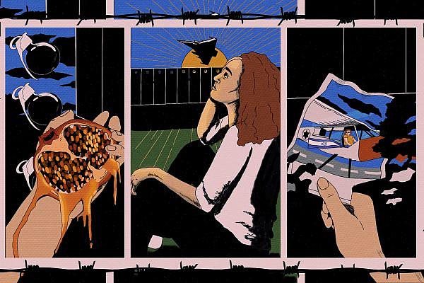 Illustration by Nerian Keywan.