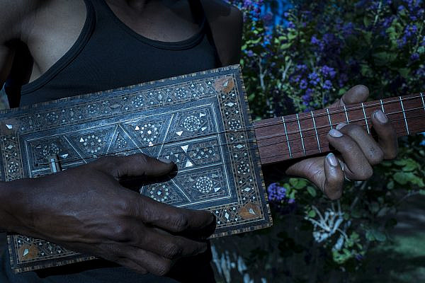 Untitled, from the series 'Islam Played the Blues' by Toufic Beyhum. (www.tbeyhumphotos.com)